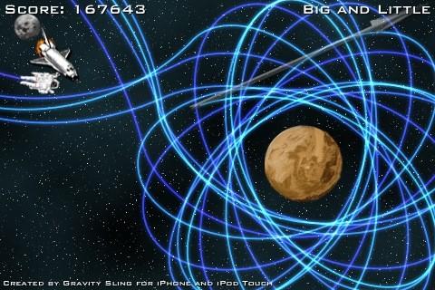 Gravity Sling -  Immagini di gioco