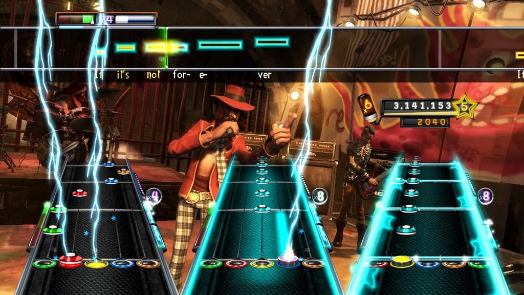 Guitar Hero 5 - Screen E3 09