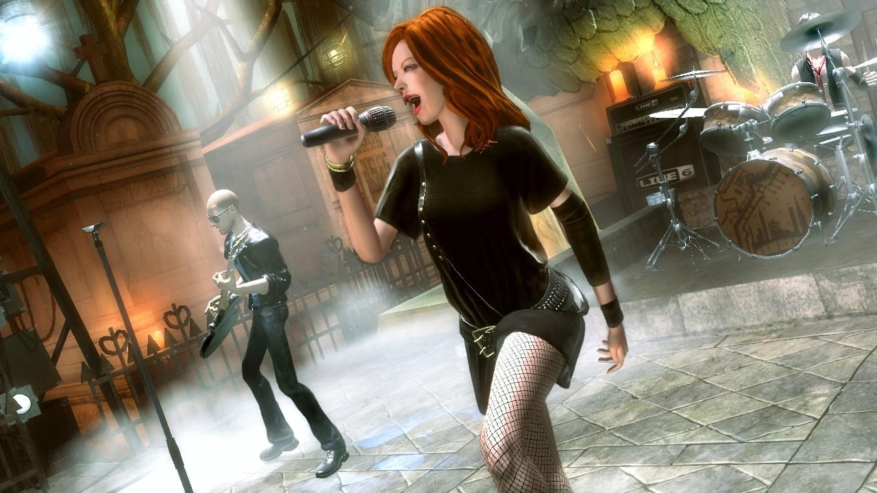 Guitar Hero 5 - Shirley Manson
