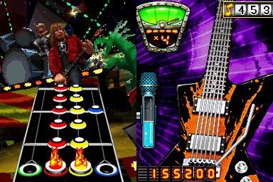 Guitar Hero: Modern Hits - Primi screenshot