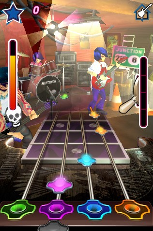 Guitar Rock Tour - Ingame