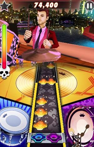 Guitar Rock Tour 2 - Screenshot