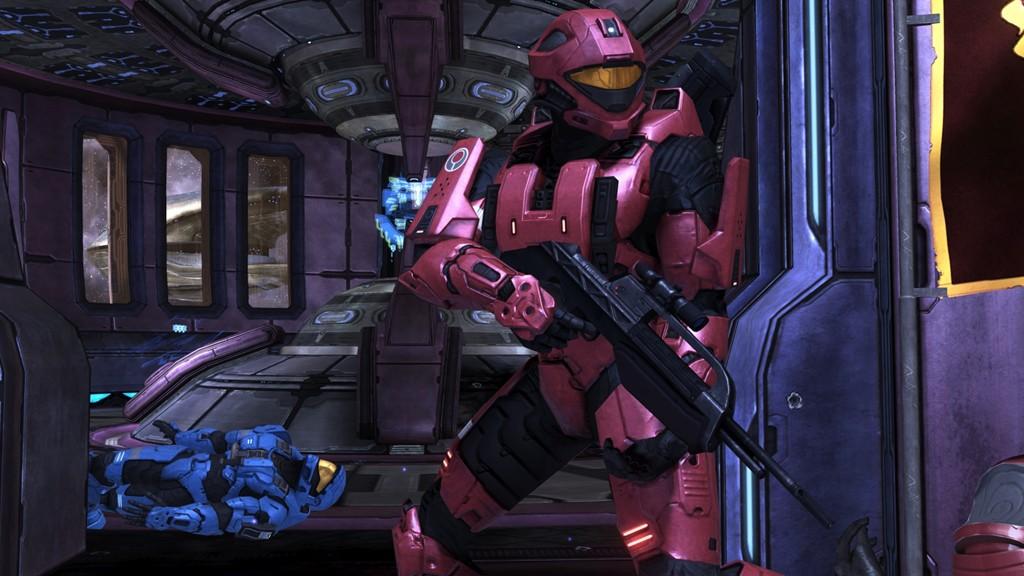 Halo 3: ODST - Longshore ed Heretic