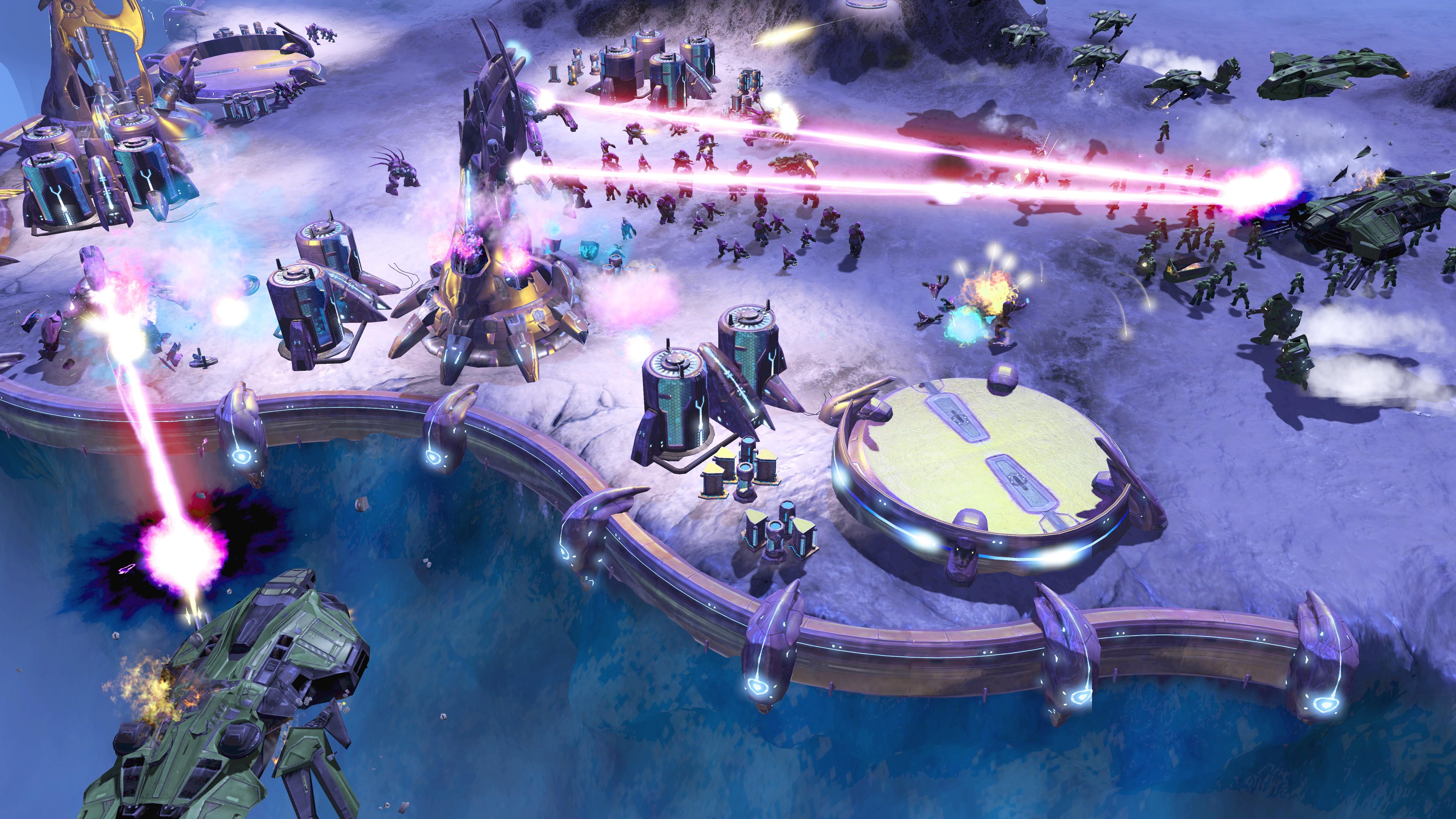 Halo Wars - Demo Gameplay