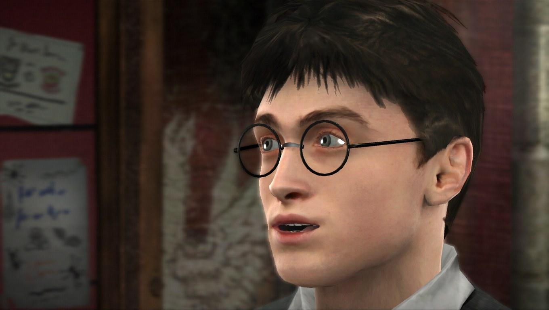 Harry Potter e il principe mezzosangue - Ingame