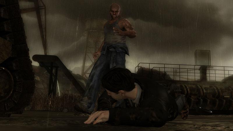 Heavy Rain: The Origami Killer - Screenshot