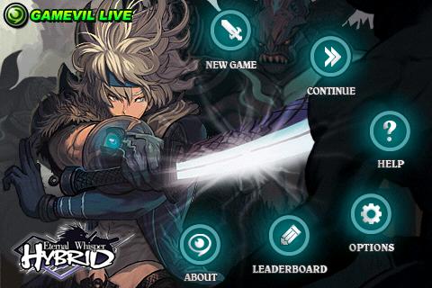 Hybrid: Eternal Whisper - Screenshot