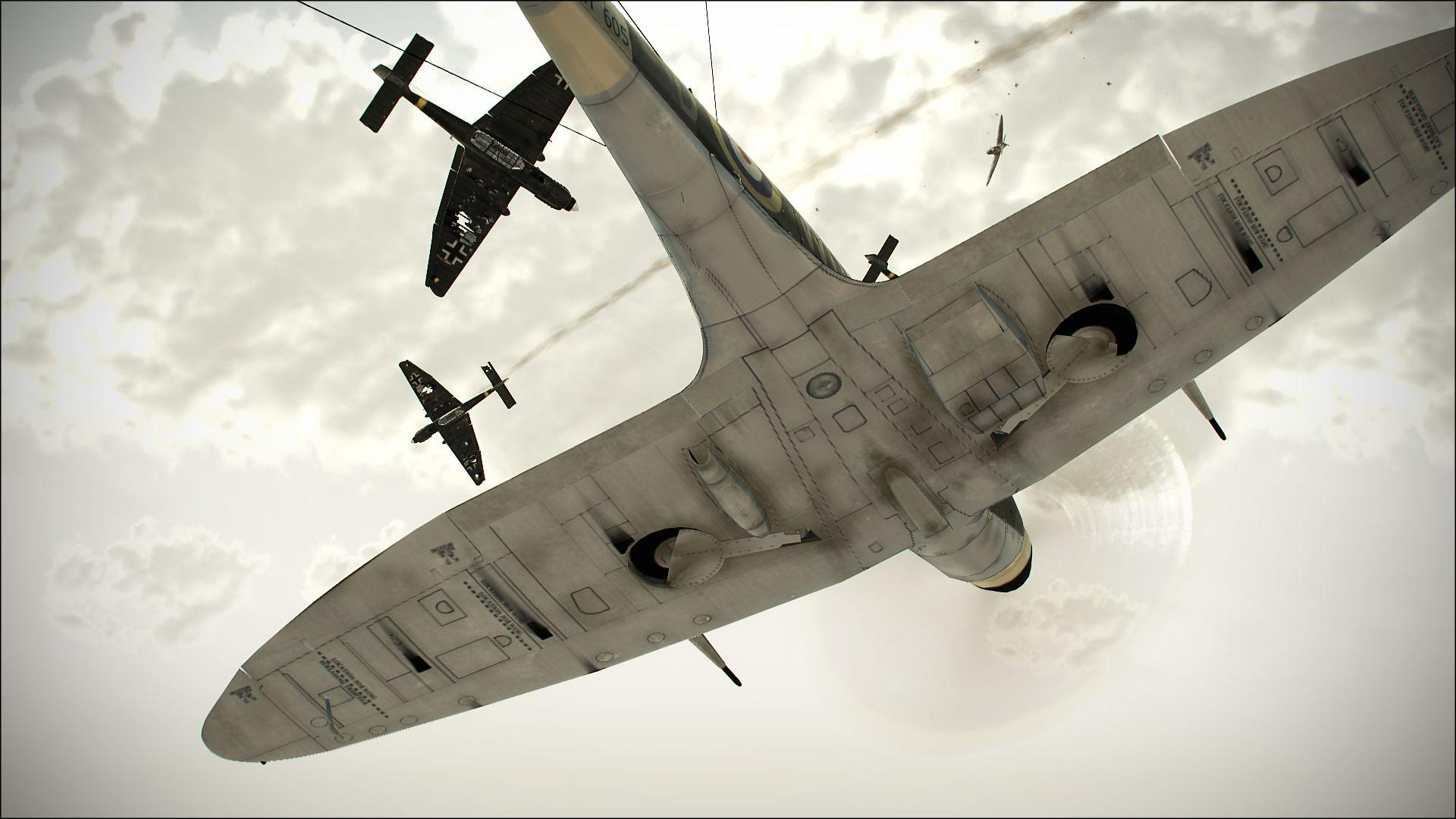 Il 2 Sturmovik Birds Of Prey - Duelli nel cielo