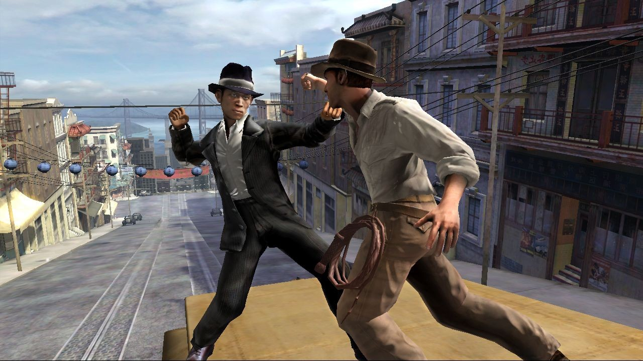 Indiana Jones and the Staff of Kings - Screenshot