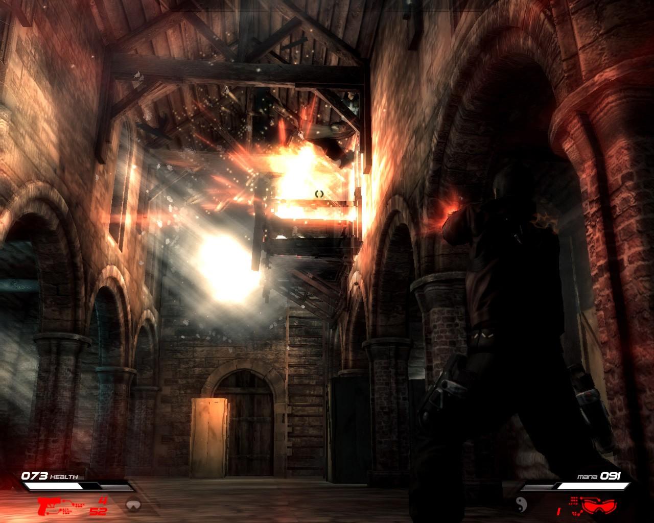 Infernal: Hells Vengeance - Sparatoria nel castello