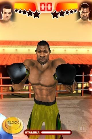 Iron Fist Boxing 3D Strike - Incontri vari