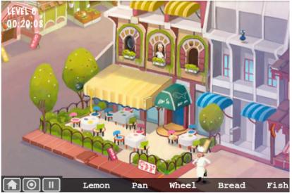 Itemania - Screenshot