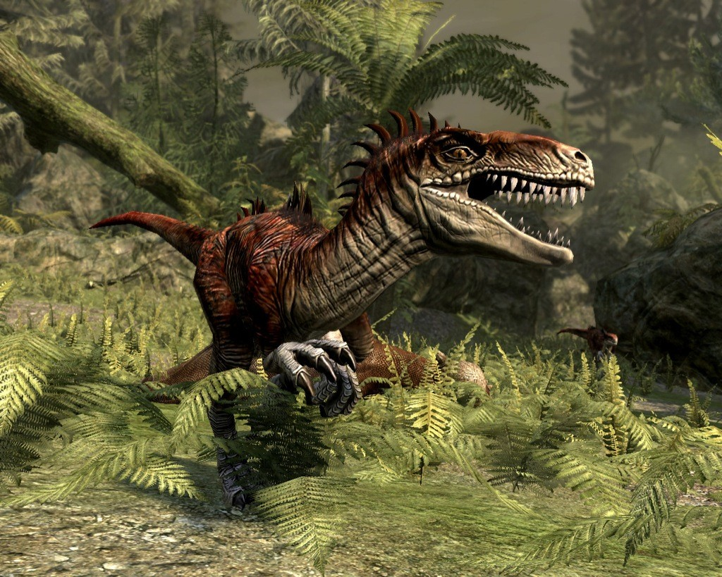 Jurassic: The Hunted - Nemici preistorici