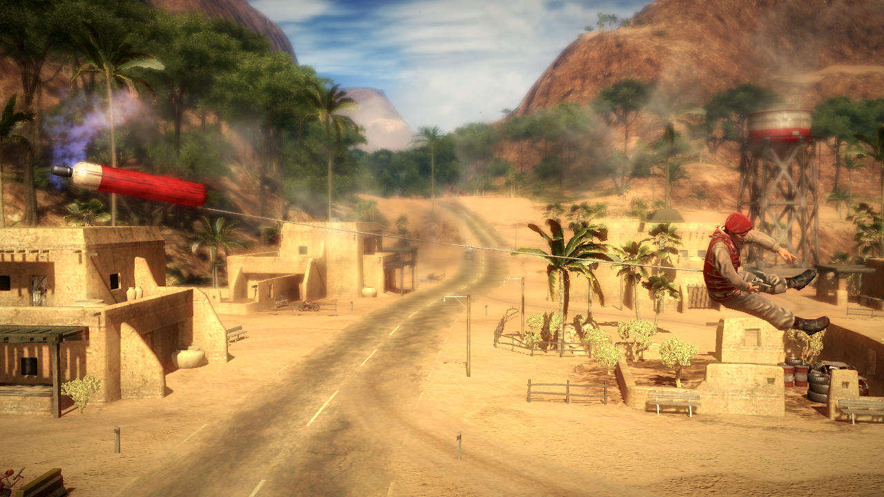 Just Cause 2 - No ordinary mission