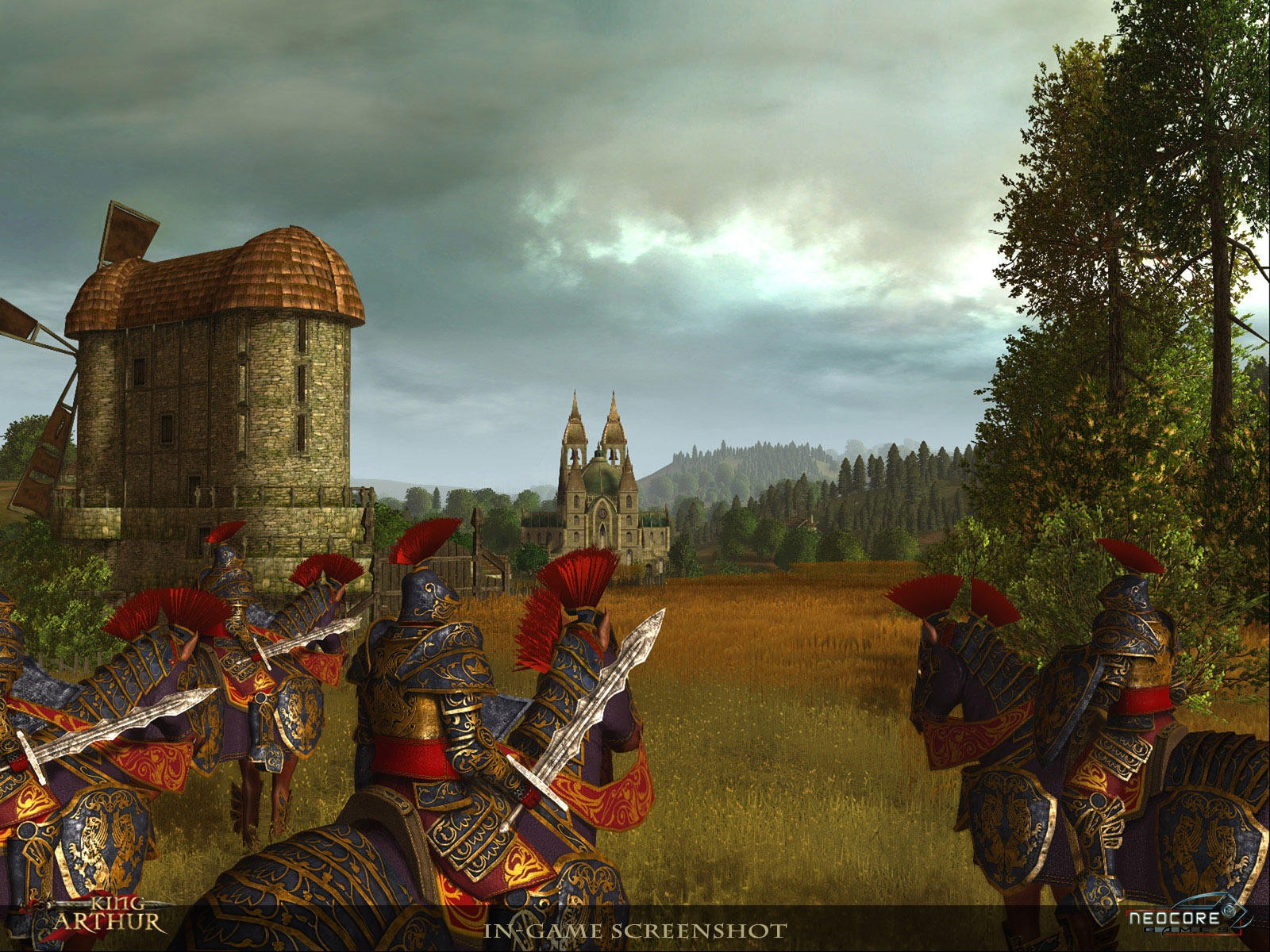 King Arthur - Un piccolo assaggio