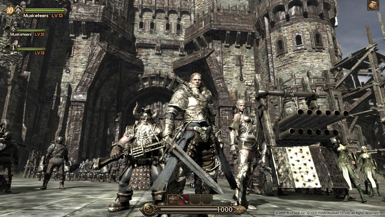 Kingdom Under Fire II - Assedio