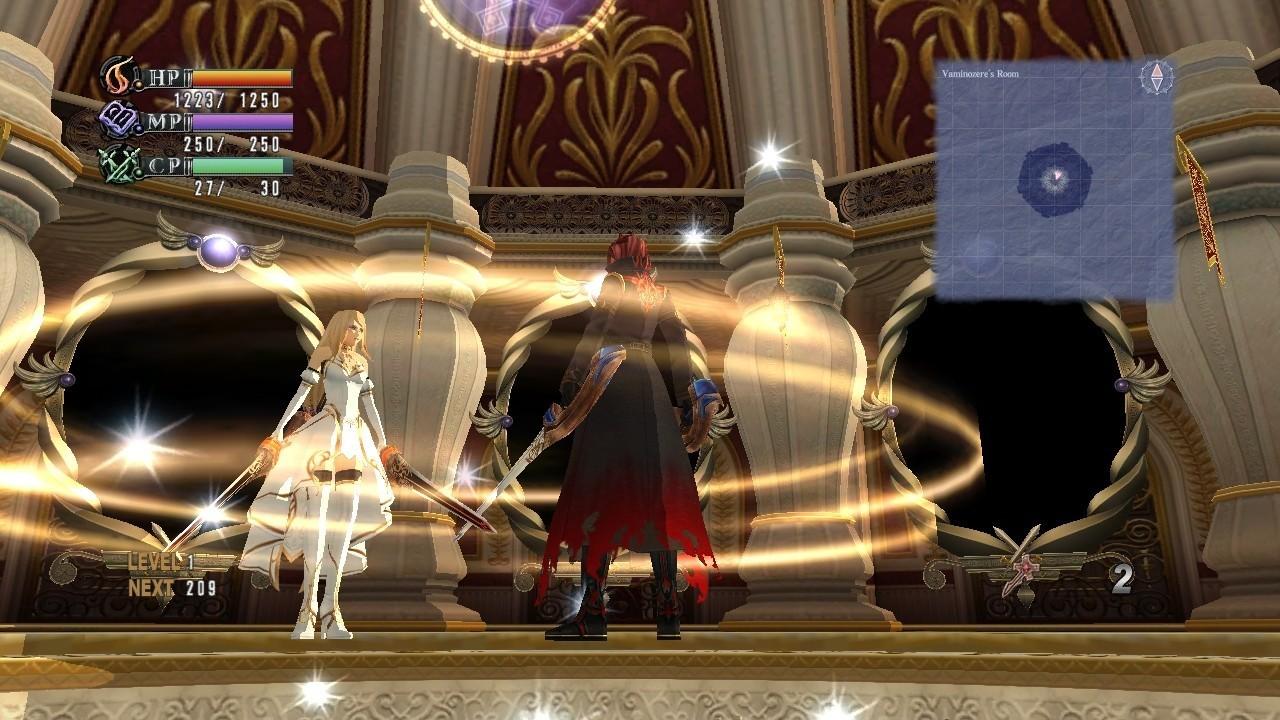 Last Rebellion - Screenshots
