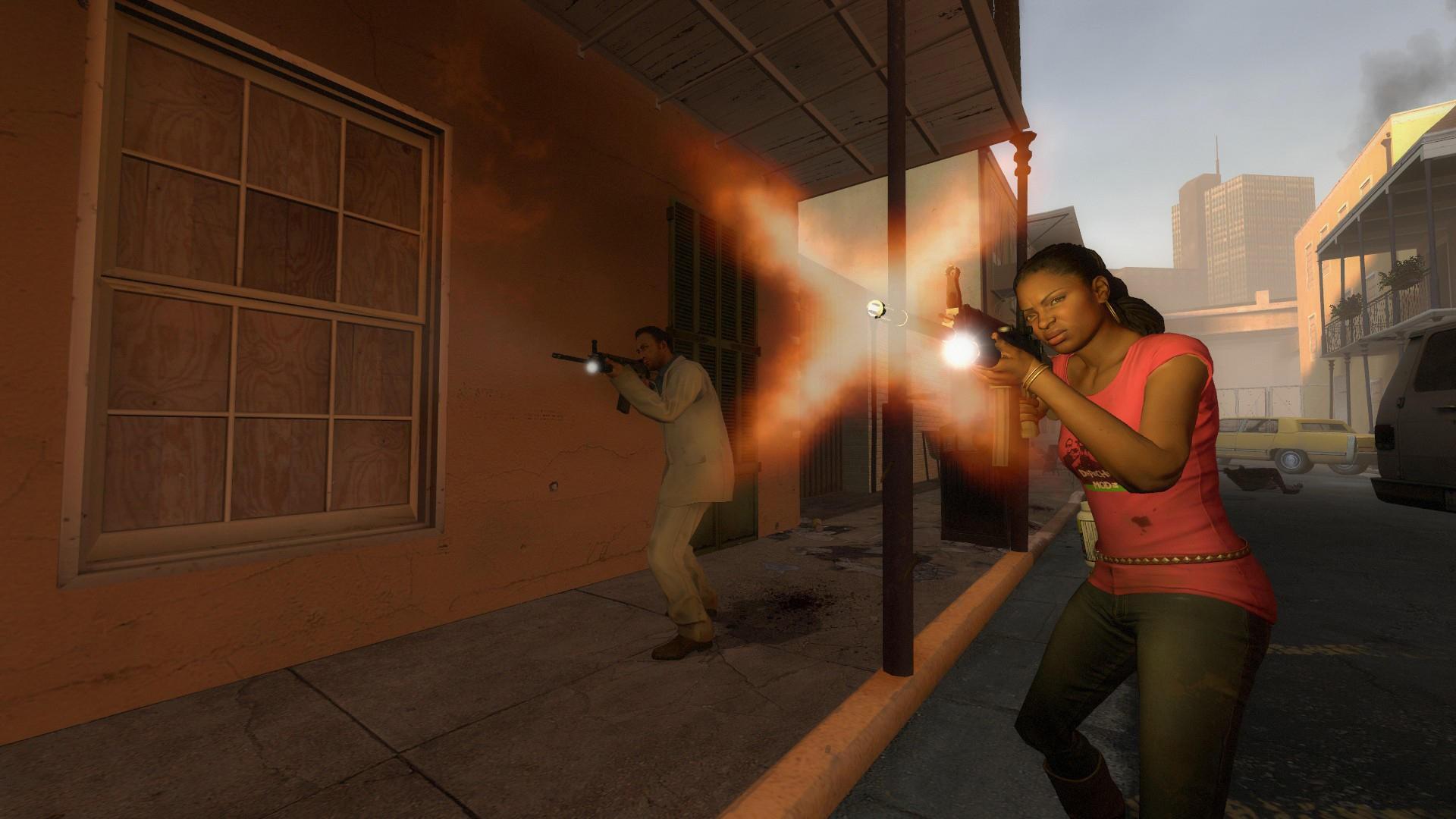 Left 4 Dead 2 - Zombie e Sparatorie