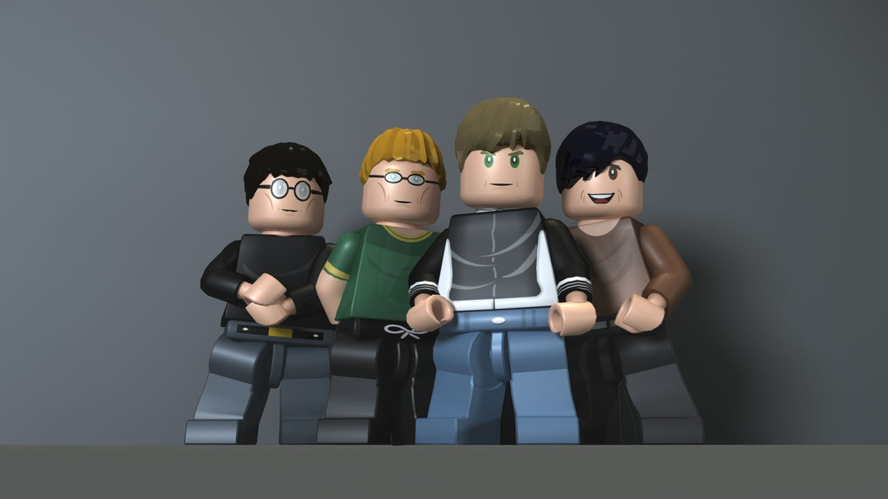 LEGO Rock Band - Blur
