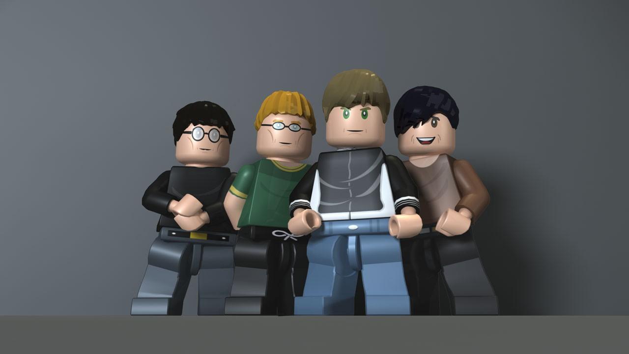 LEGO Rock Band - Blur