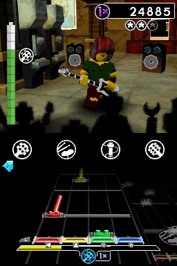 LEGO Rock Band - On Stage