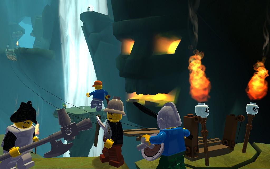 LEGO Universe - Screenshot introduttivi