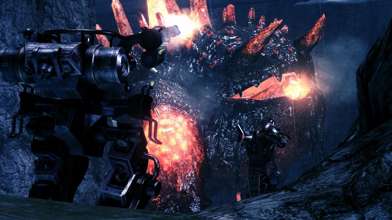 Lost Planet 2 - Ingame