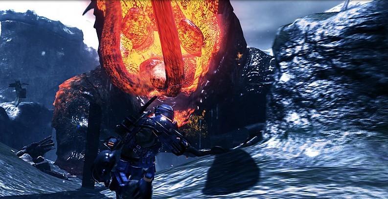 Lost Planet 2 - Screenshot