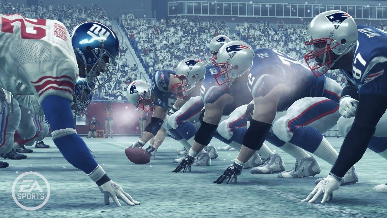 Madden NFL 09 - PS3 In Game