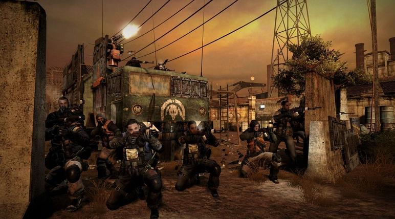 MAG: Massive Action Game - Azioni di guerra