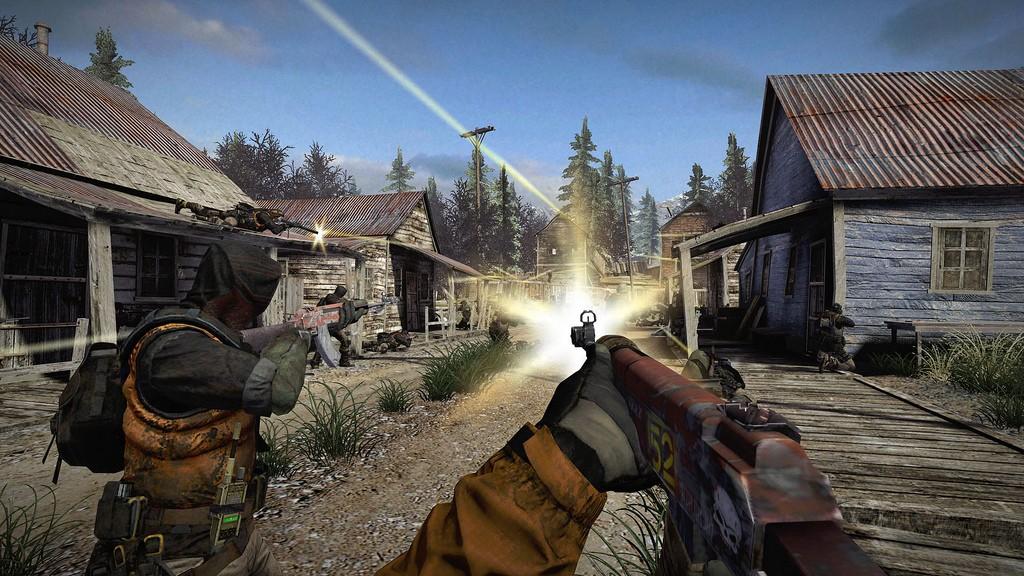 MAG: Massive Action Game - Primi Screenshot