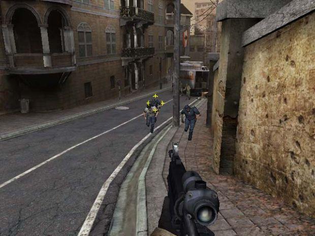 Marines: Modern Urban Combat - Screenshot