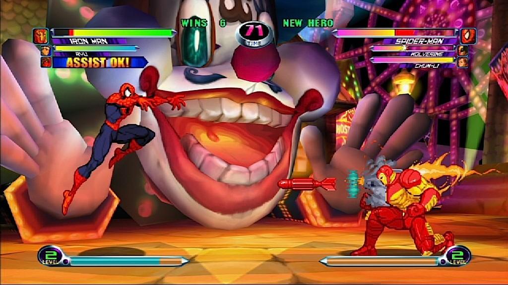 Marvel vs. Capcom 2 - Combattenti e supereroi