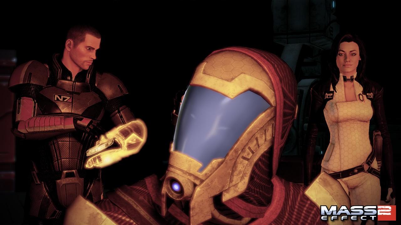 Mass Effect 2 - Adrenalina Continua