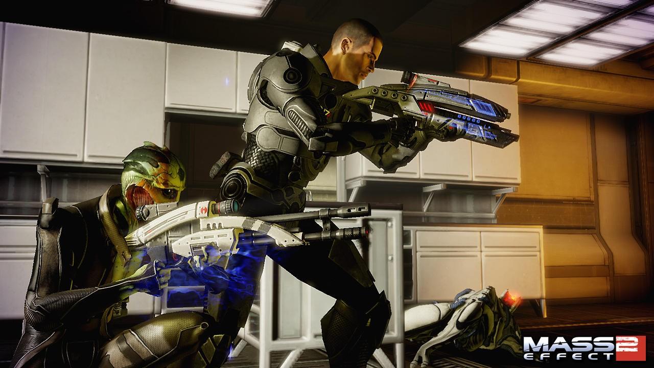 Mass Effect 2 - PAX 09