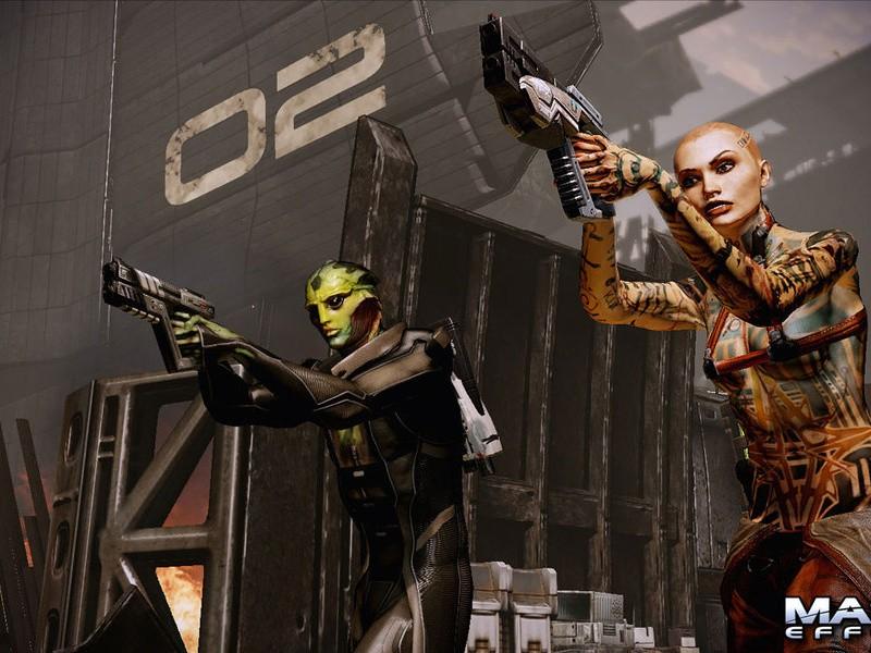Mass Effect 2 - Subject Zero