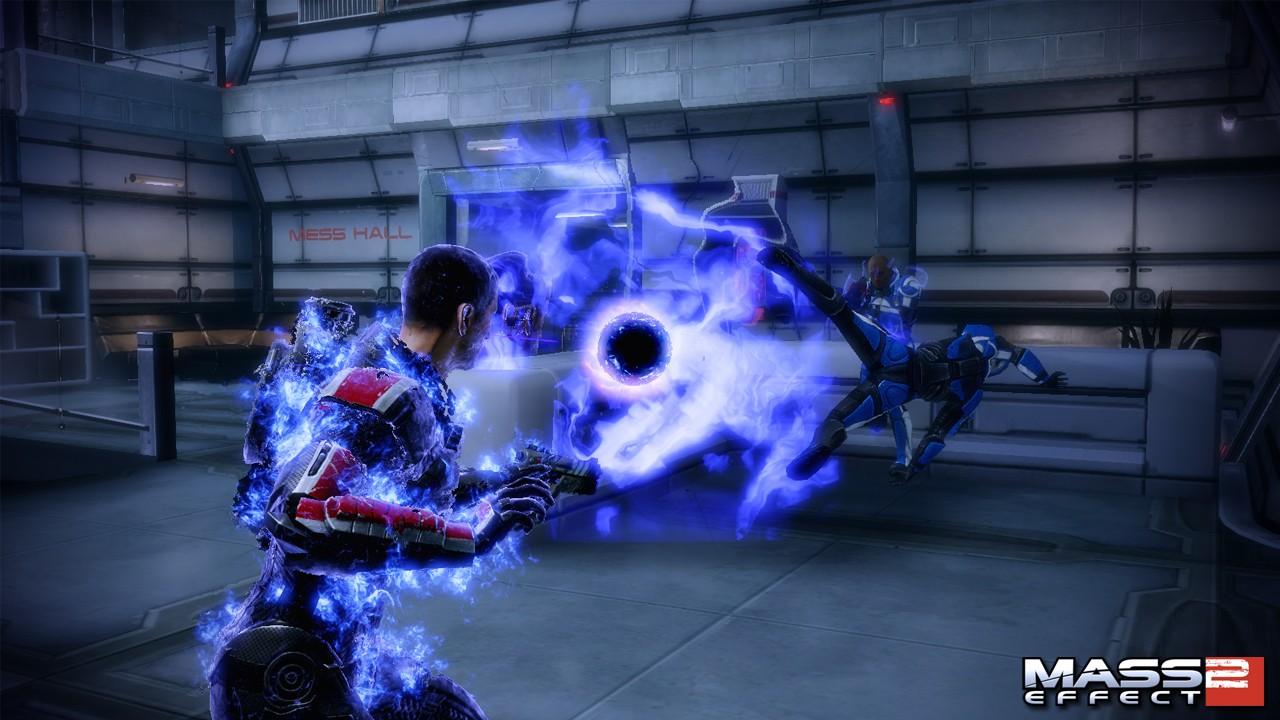 Mass Effect 2 - Tali in azione