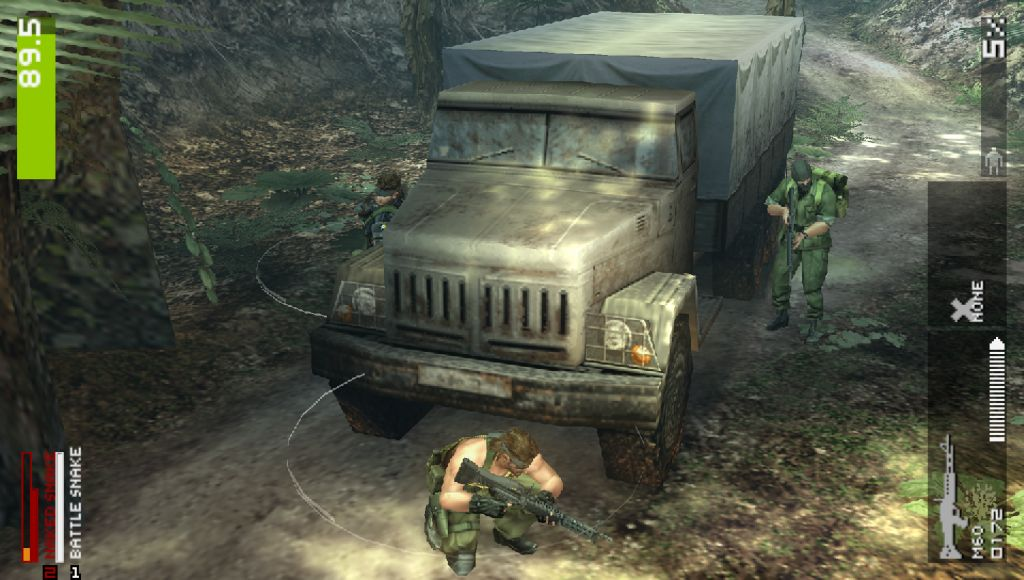 Metal Gear Solid: Peace Walker - TGS 09