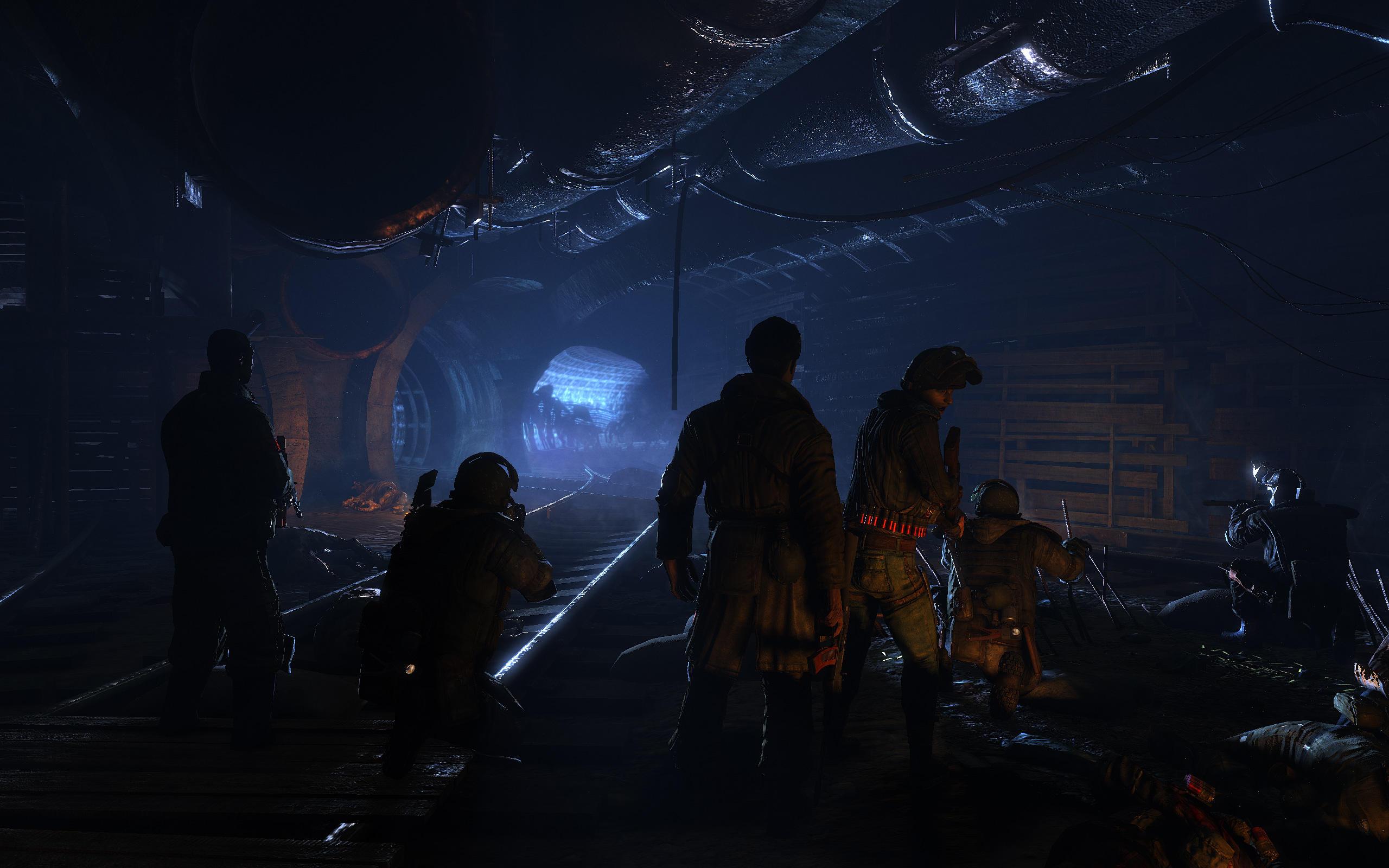Metro 2033 - Screenshot