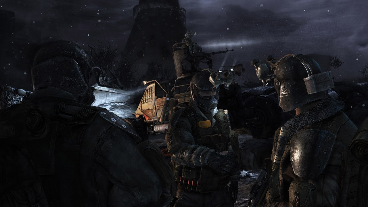 Metro 2033 - Nuovi Screenshot