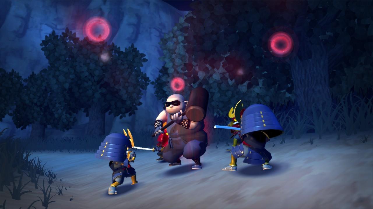 Mini Ninjas - Ingame