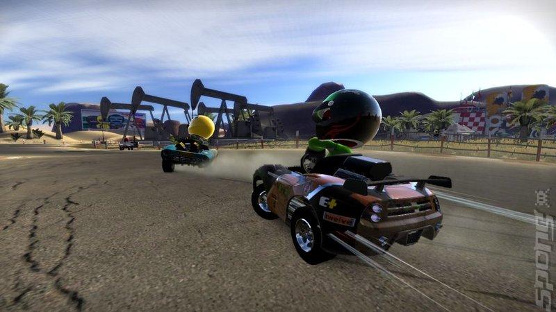 ModNation Racers - A tutta velocità!