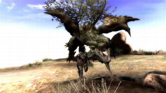 Monster Hunter 3 - Gameplay