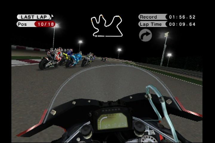 MotoGP - Gameplay