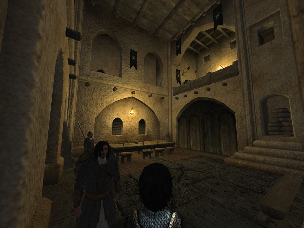 Mount & Blade - Ambienti