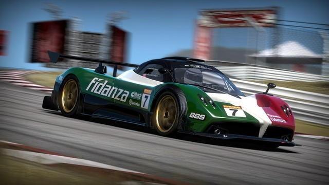 Need for Speed: Shift - Screenshot