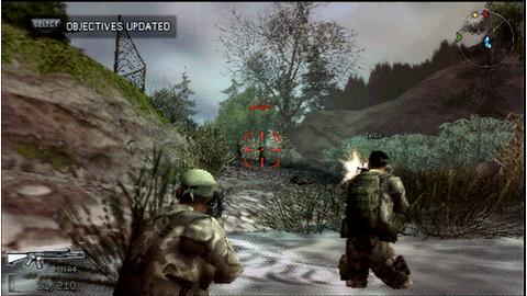 SOCOM U.S. Navy SEALs: Fireteam Bravo 3 - Immagini