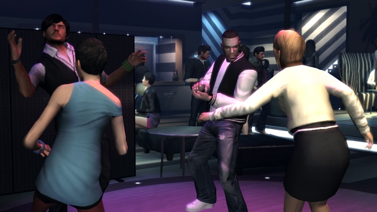 The Ballad of Gay Tony - Nightlife