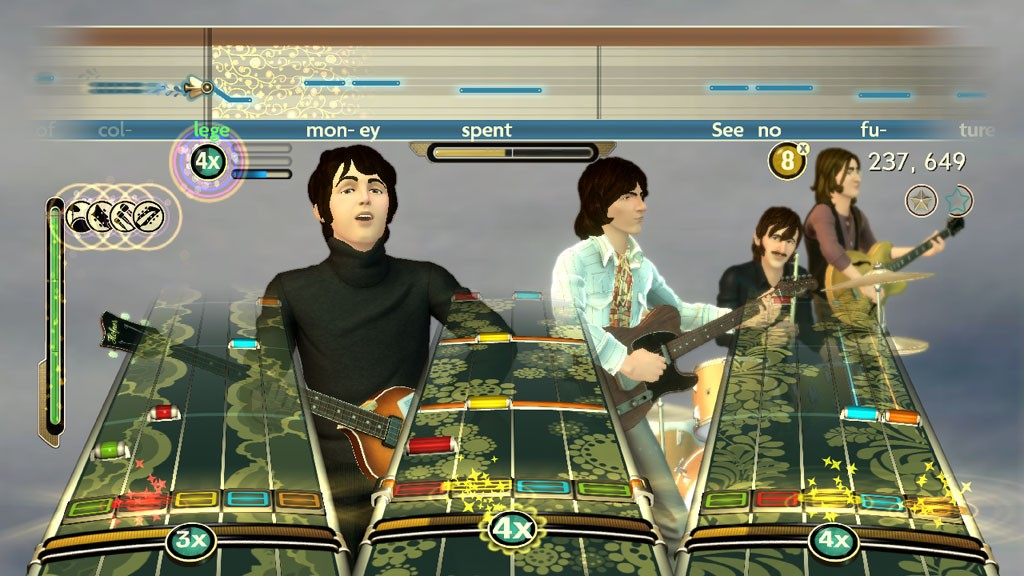 The Beatles: Rock Band - Abbey Road DLC