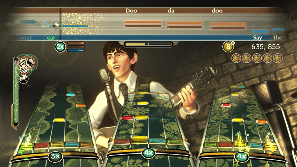 The Beatles: Rock Band - Attraverso le canzoni